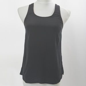 Anthropologie Maeve Size 0 Silk Racerback Top